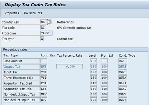 7 Tips voor het opzetten van taxcodes in SAP S/4 HANA